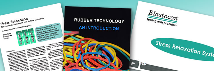 Learn more about rubber technology and testing
